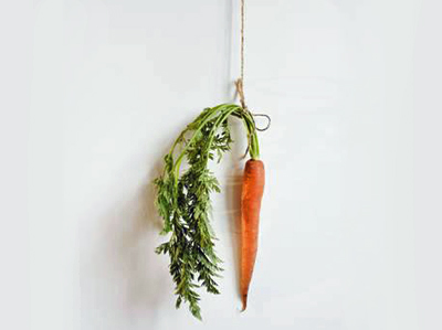 Dangle the carrot dating